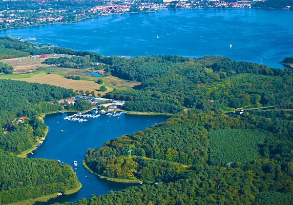 Ferienhaus Müritz Mecklenburger Seen - Ferienhaus in der Region Mecklenburgische Seenplatte