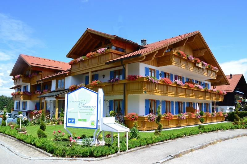 Ferienwohnung Landhaus Ohnesorg, Haus