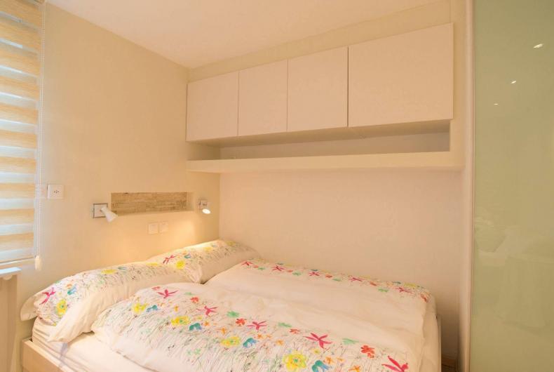Ferienwohnung Haus Cristal, Zimmer
