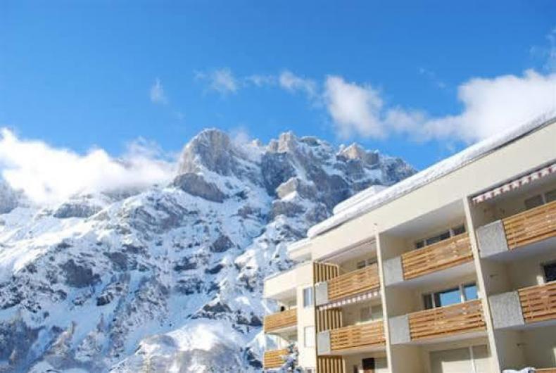 Haus Cristal Leukerbad - Tuftstr.30 3954 Leukerbad - Anbieter Baruti Heidi - Ferienwohnung Nr. 100917037