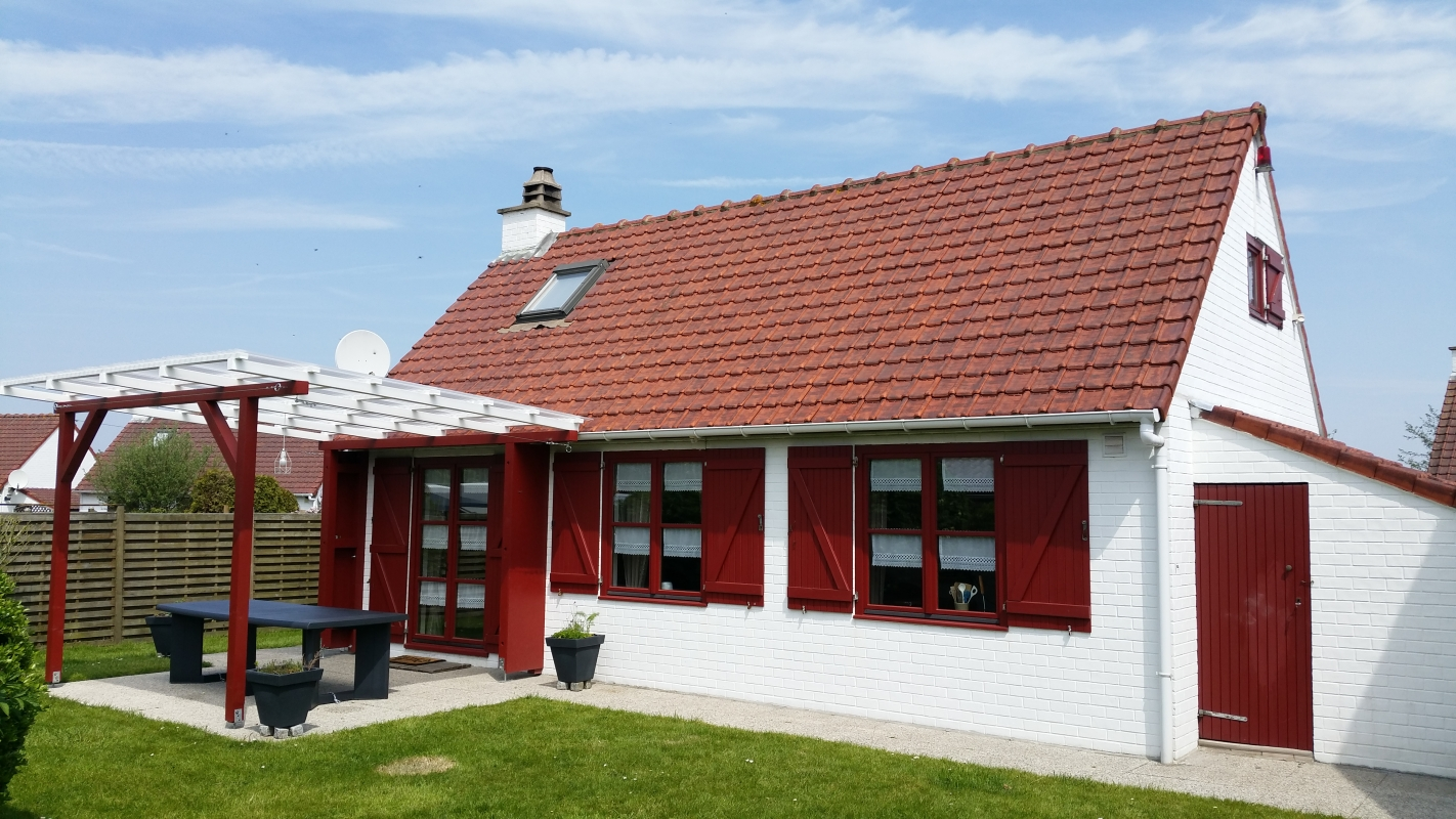 Ferienhaus in Bredene - Ferienhaus in Bredene