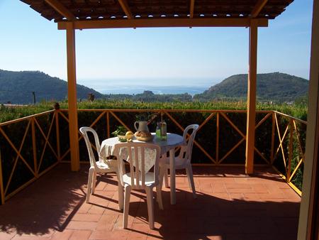Ferienwohnung ResidenceTrivento, Haus