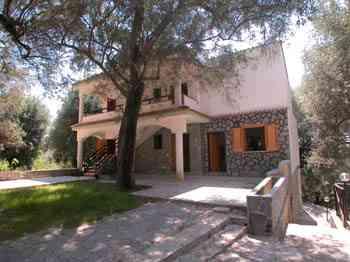 Ferienwohnung Villa Cecilia, 4 Fewos in einer Villa an der Cilento Küs Palinuro - Anbieter Cecilia Guglielmi