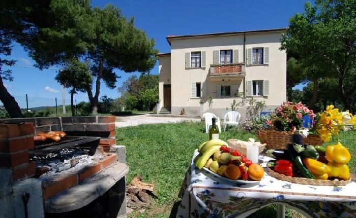 Ferienwohnung Agriturismo Podere IL CARDINALE San Vincenzo - Anbieter Tempestini