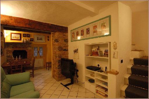 Appartement Ferienwohnung La Nicchia San Gimignano - Anbieter La Nicchia
