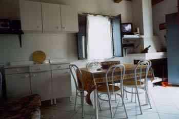 Ferienwohnung Casale, Rustico, Zimmer