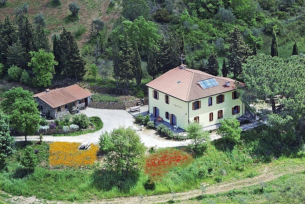 Ferienhaus Poggia al Turco Suvereto  - Anbieter Poggio al Turco