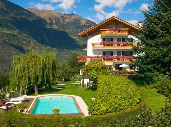 Pension Garni Geringerhof - Pension in Trentino-Südtirol