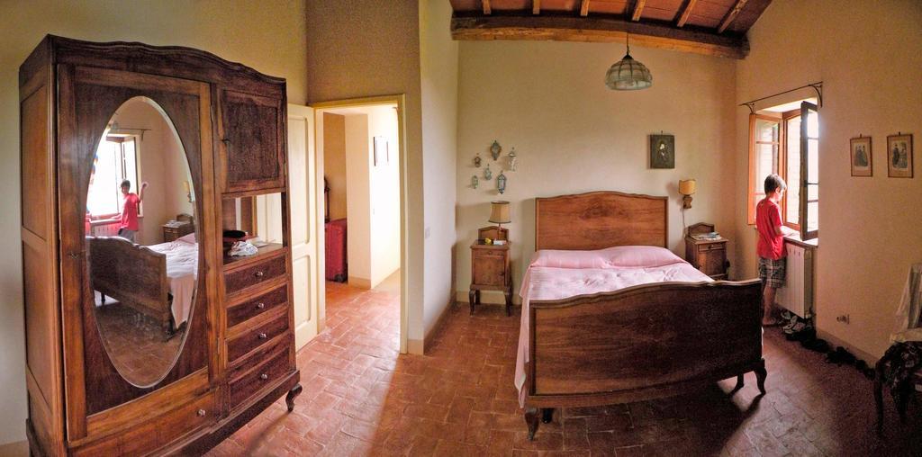Ferienhaus Ferienhaus Casa Greppo, Zimmer