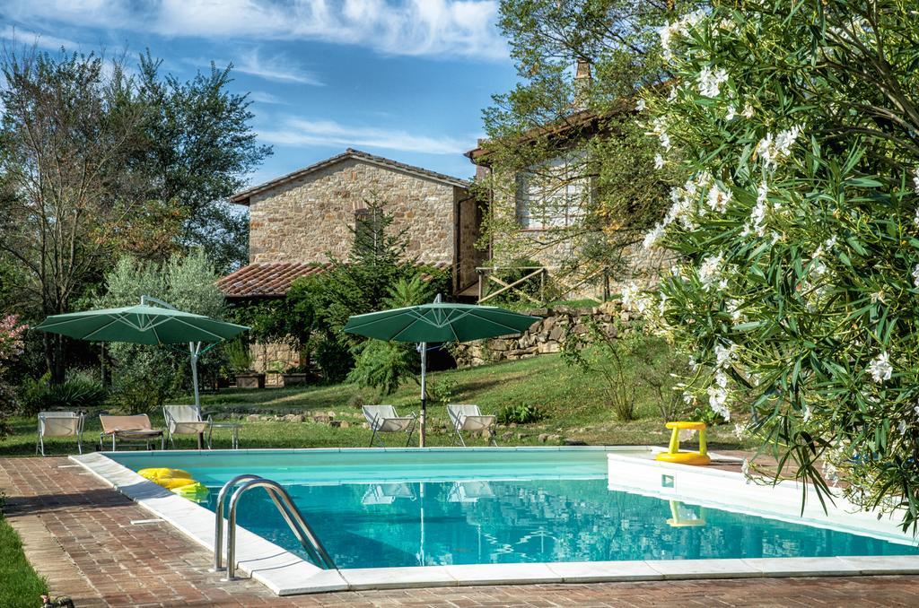 Ferienhaus Casa Greppo San Venanzo - Anbieter Iacovino