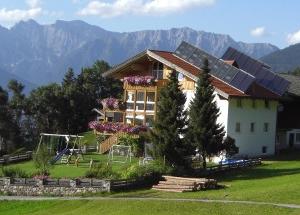 Ferienwohnung Berghof Thöni Pitztal - Anbieter Thöni