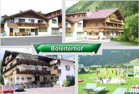 Ferienwohnung Böleiterhof Zell - Anbieter Eberharter
