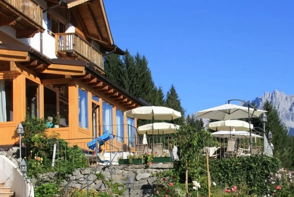 Hotel Gartenhotel *** Rosenhof bei Kitzbühel Oberndorf - Anbieter Voggenreiter