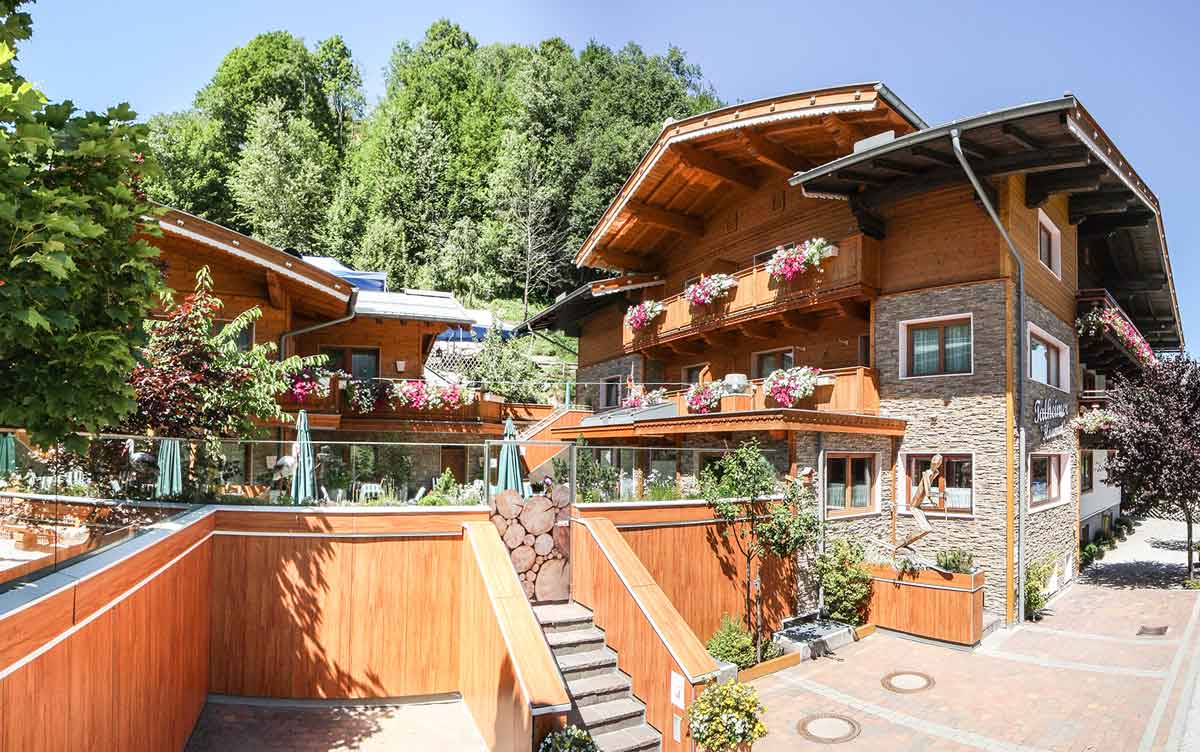 Ferienwohnung Pension Talheim Saalbach - Anbieter Loitfelder - Ferienwohnung Nr. 140301