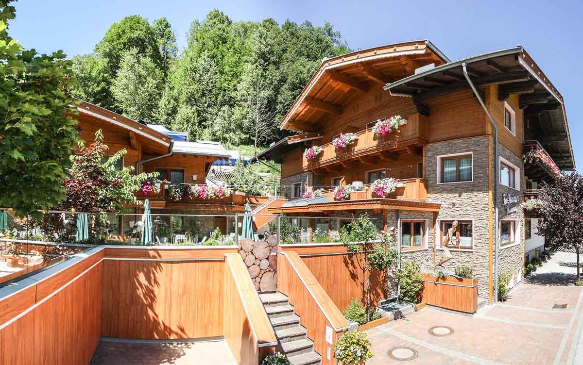 Ferienwohnung Pension Talheim Saalbach - Anbieter Loitfelder