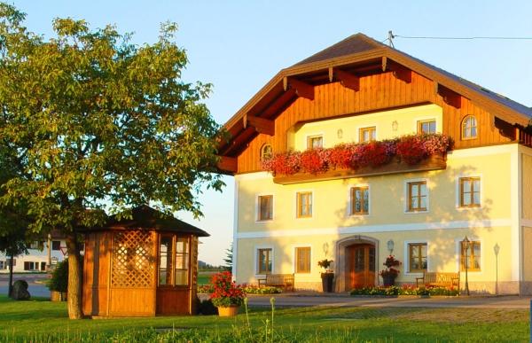 Ferienwohnung Haidbauerhof Pönsdorf - Anbieter Rauchenschwadtner - Ferienwohnung Nr. 140308
