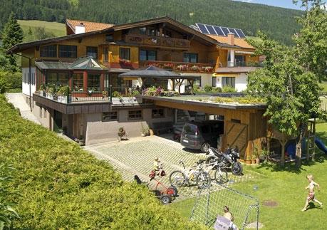 Ferienwohnung Haus Reichelt Radstadt - Glanerweg 6 5550 Radstadt - Anbieter Reichelt