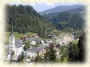 Ferienhaus Hüttau