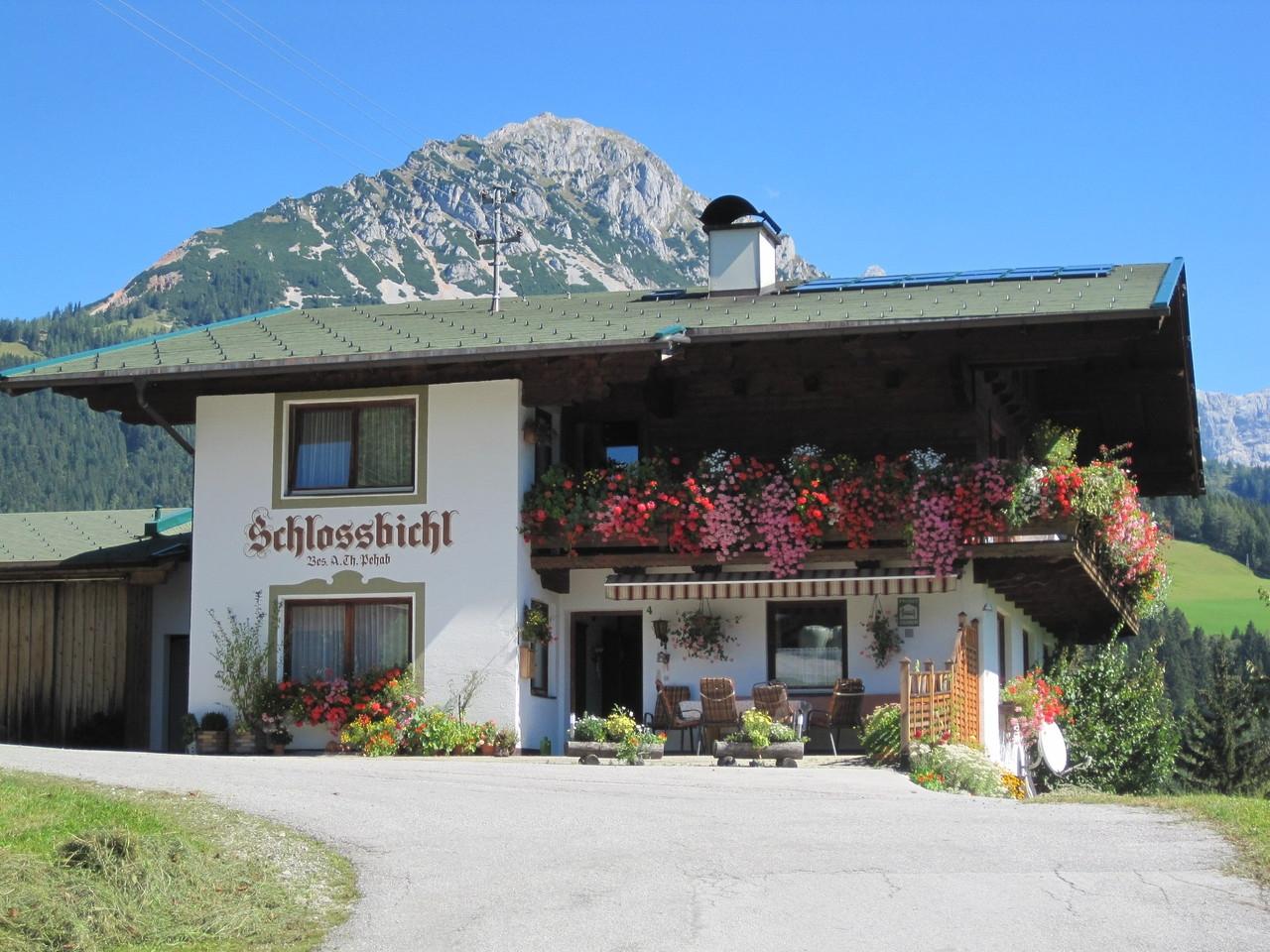 Appartement Haus Schlossbichl Sportwelt Amadé - Anbieter Pehab - Appartement Nr. 140324