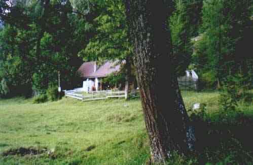 Ferienhaus Ferienhütte Perschlhof Stolzalpe - Anbieter Rieberer-Murer