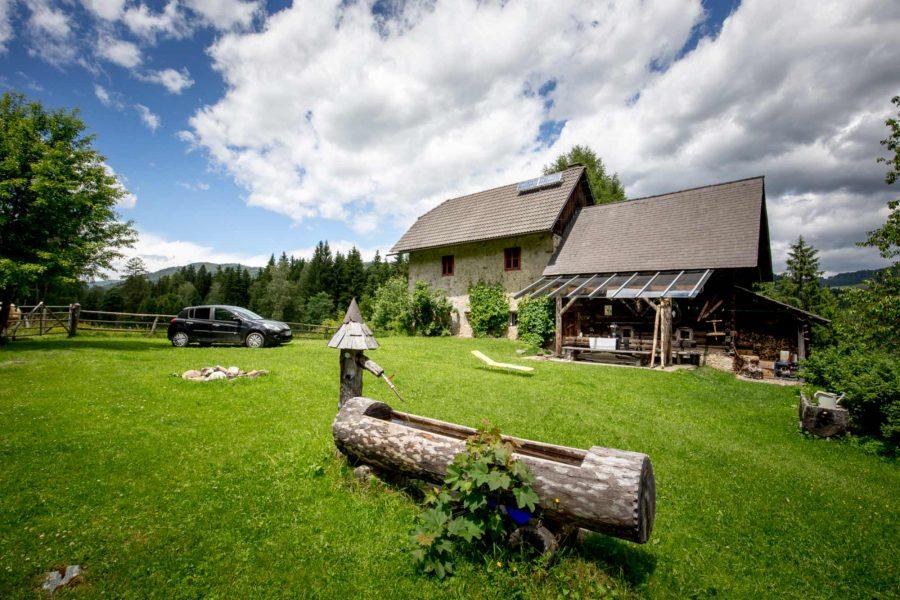Ferienhaus Almhütte Malfleischhube Murau - Anbieter Mandl