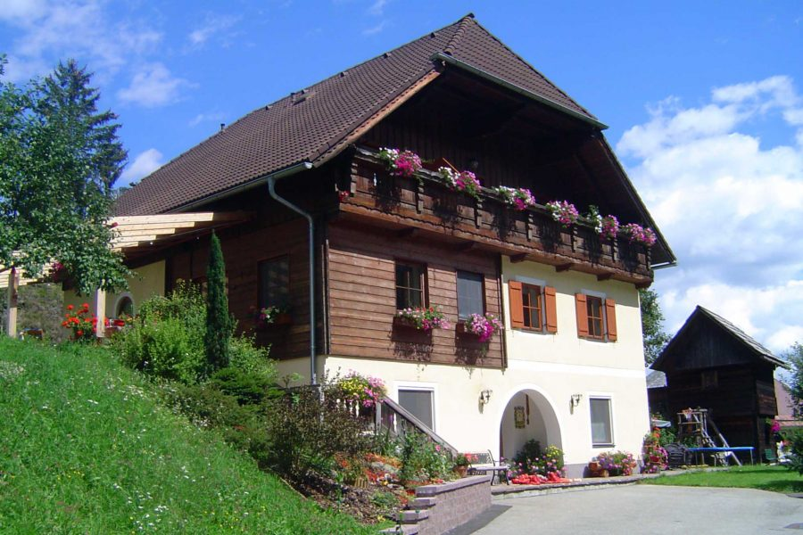Appartement BIO Bauernhof Murau - Wimml 35 8850 Murau - Anbieter Mandl