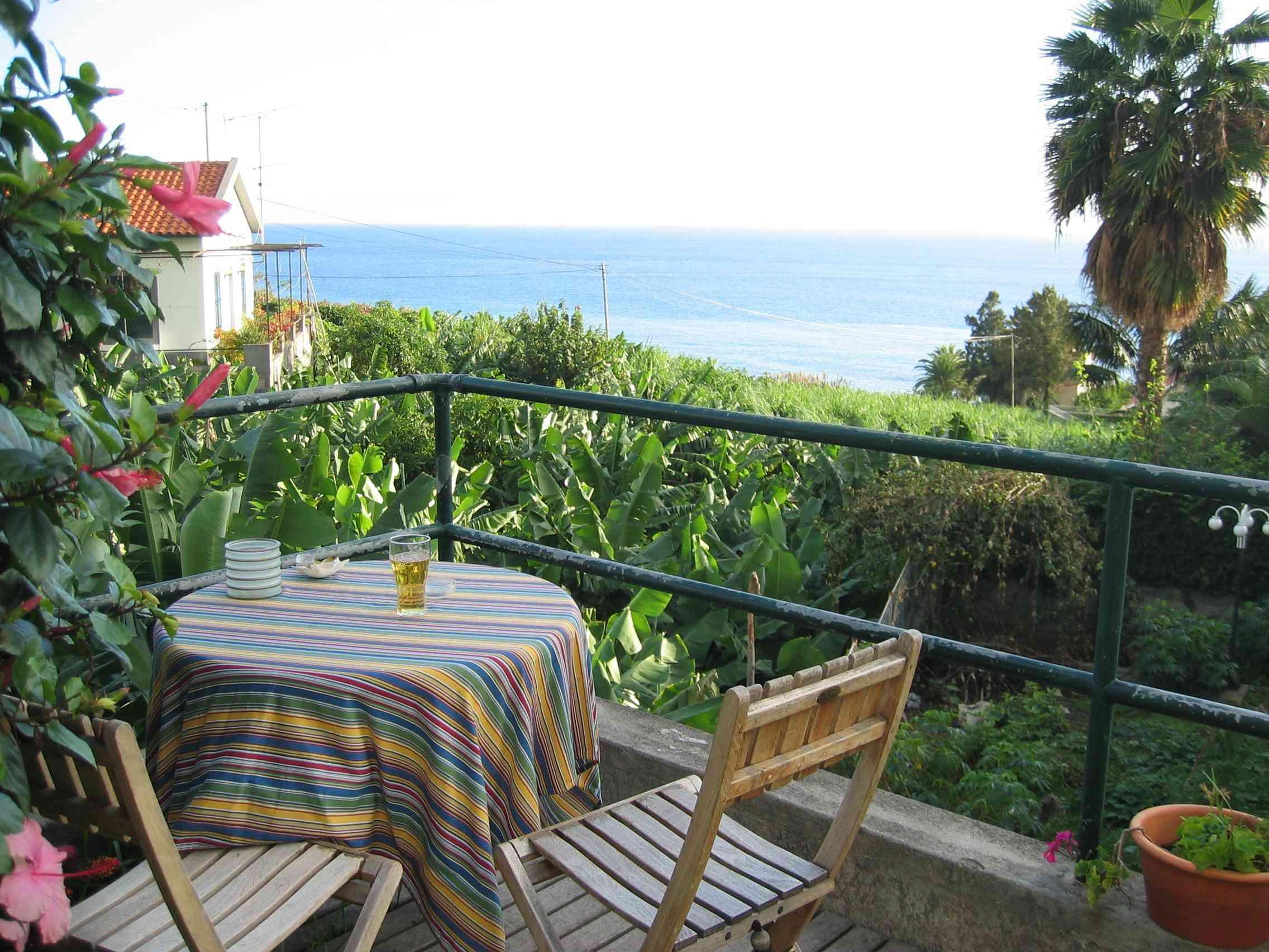 Ferienwohnung Privatunterkunft auf Madeira Funchal Cam de Lobos - Anbieter Gregòrio Ramos