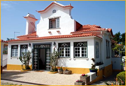 Ferienhaus Villa das Rosas Sintra - Anbieter Galrão