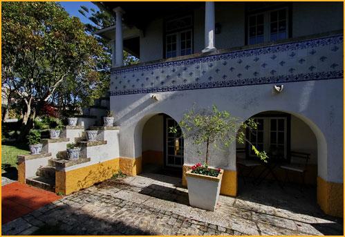 Ferienhaus Ferienhaus Villa das Rosas, Haus