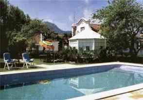 Ferienhaus Villa das Rosas - Ferienhaus in Sintra