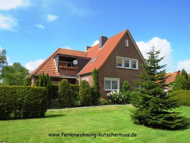 Ferienwohnung Kutscherhuus Holtgast - Muehlenstrich 6 26427 Holtgast - Anbieter Guenter Kutscher