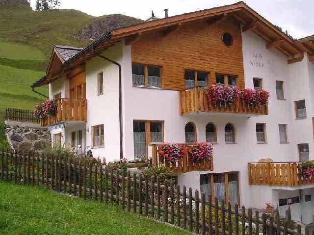 Ferienwohnung Haus VIOLA Samnaun  - Anbieter Denoth
