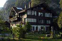 Ferienwohnung Berner-Oberland
