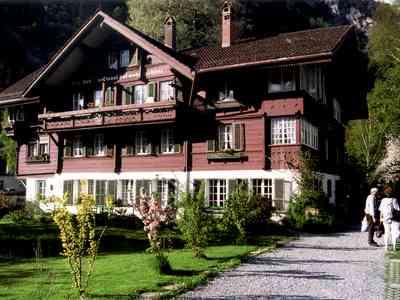 Ferienwohnung Schleusenhaus Interlaken - Anbieter Matt Horn