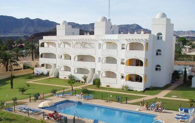Appartement Las Mimosas San Juan de los Terreros - Anbieter Bouteille