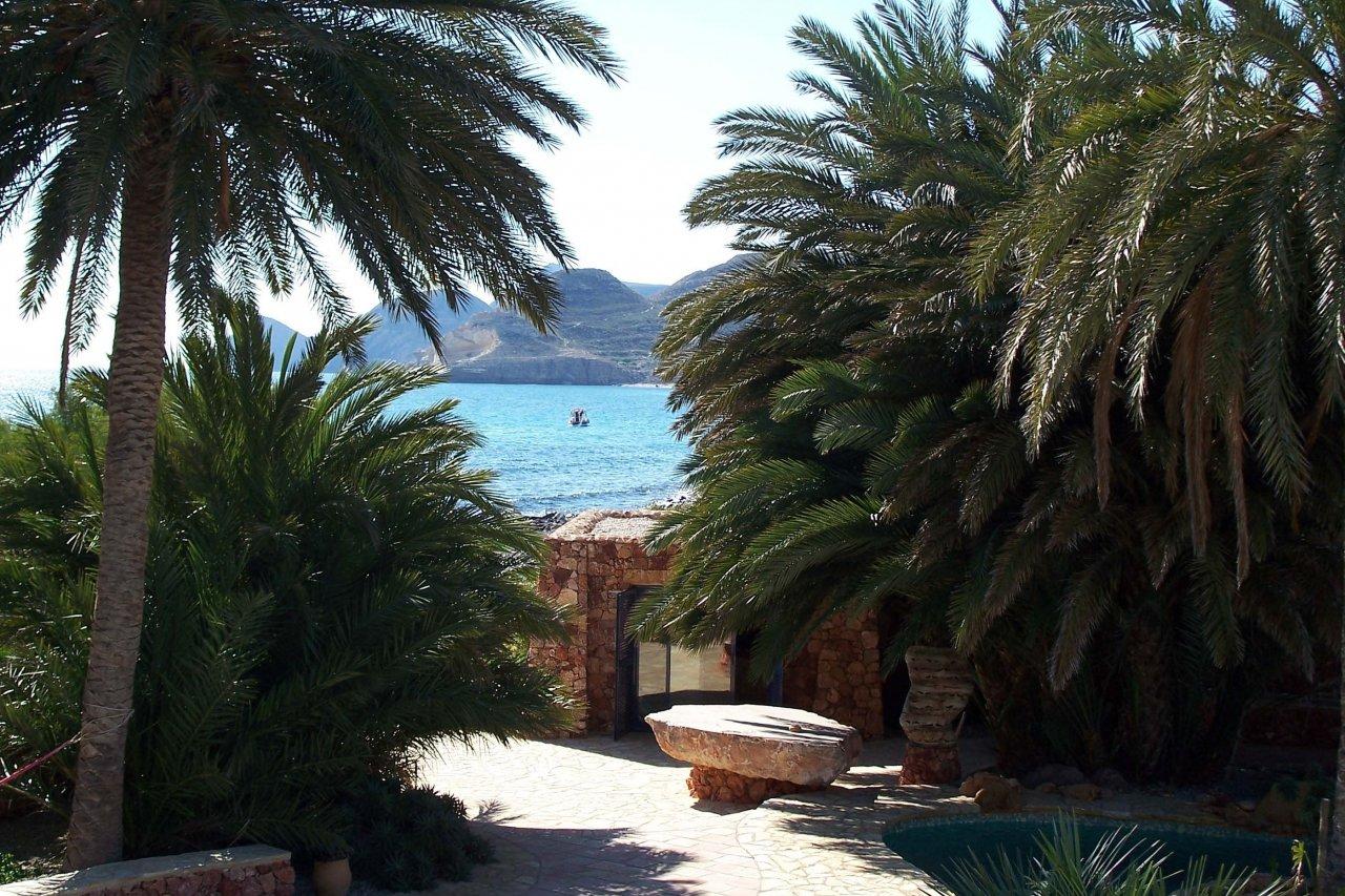 Ferienwohnung Cortijo Carpe Diem Almeria - Anbieter Dorothée Matern