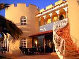 Ferienwohnung Ferienanlage Faisan Azul, Haus