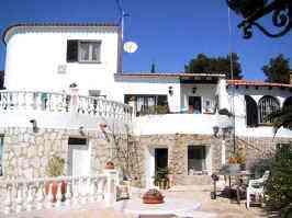 Ferienhaus Villa Monica Benissa - Anbieter Costa Blanca Ferien