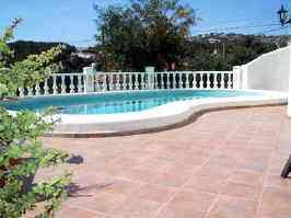 Ferienhaus Villa Monica, Haus