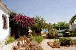 Ferienhaus Villa Maria Calpe - Anbieter Costa Blanca Ferien
