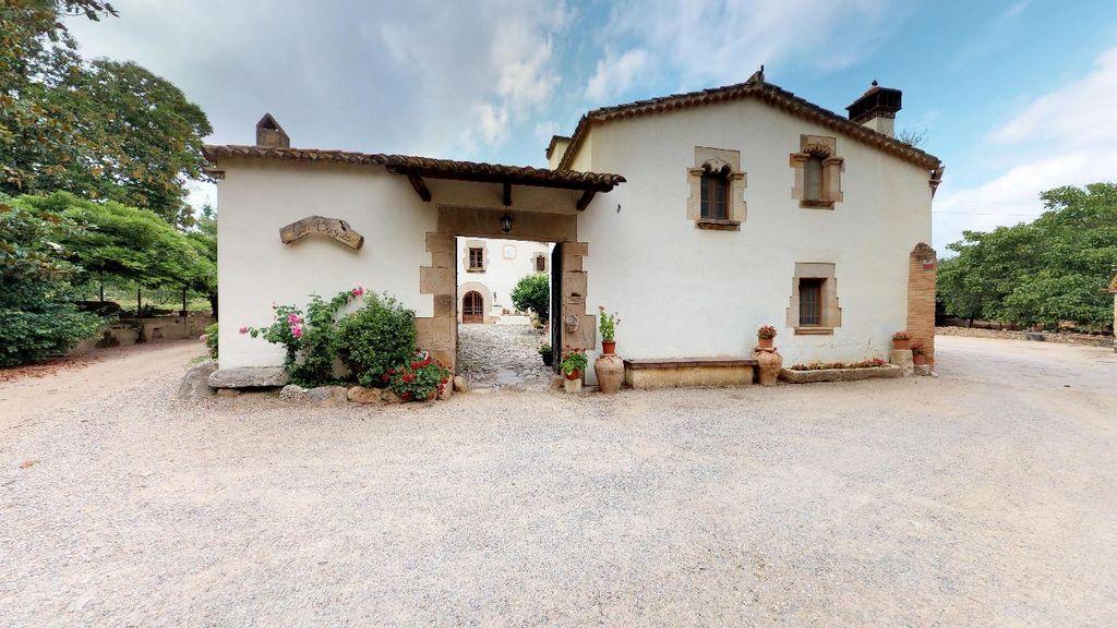 Ferienhaus Landgut Can Burguès Santa Eulalia de Roncana - Anbieter Margenat