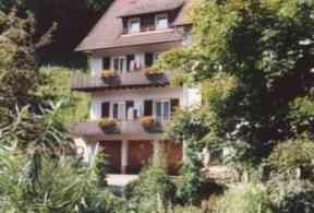 Pension Pension Oesterle im Schwarzwald, Haus