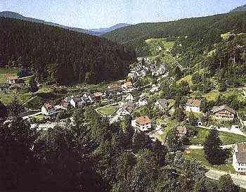 Pension Baiersbronn-Schönmünzach