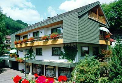 Appartement Gästehaus Melina Bad Peterstal - Anbieter Familie Braun