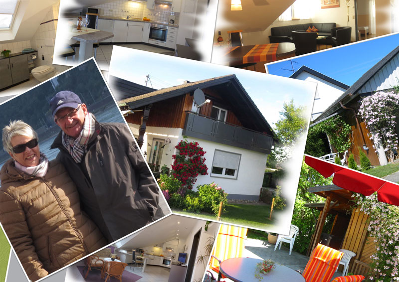 Ferienwohnung Waibel Ablach - Ringstr. 23 72505 Ablach - Anbieter Waibel - Ferienwohnung Nr. 3013101