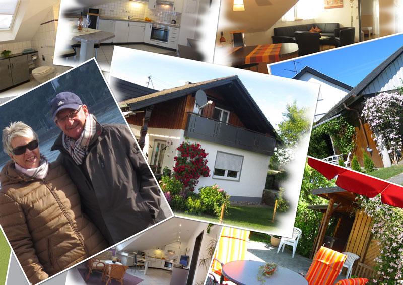 Ferienwohnung Waibel Ablach - Ringstr. 23 72505 Ablach - Anbieter Waibel