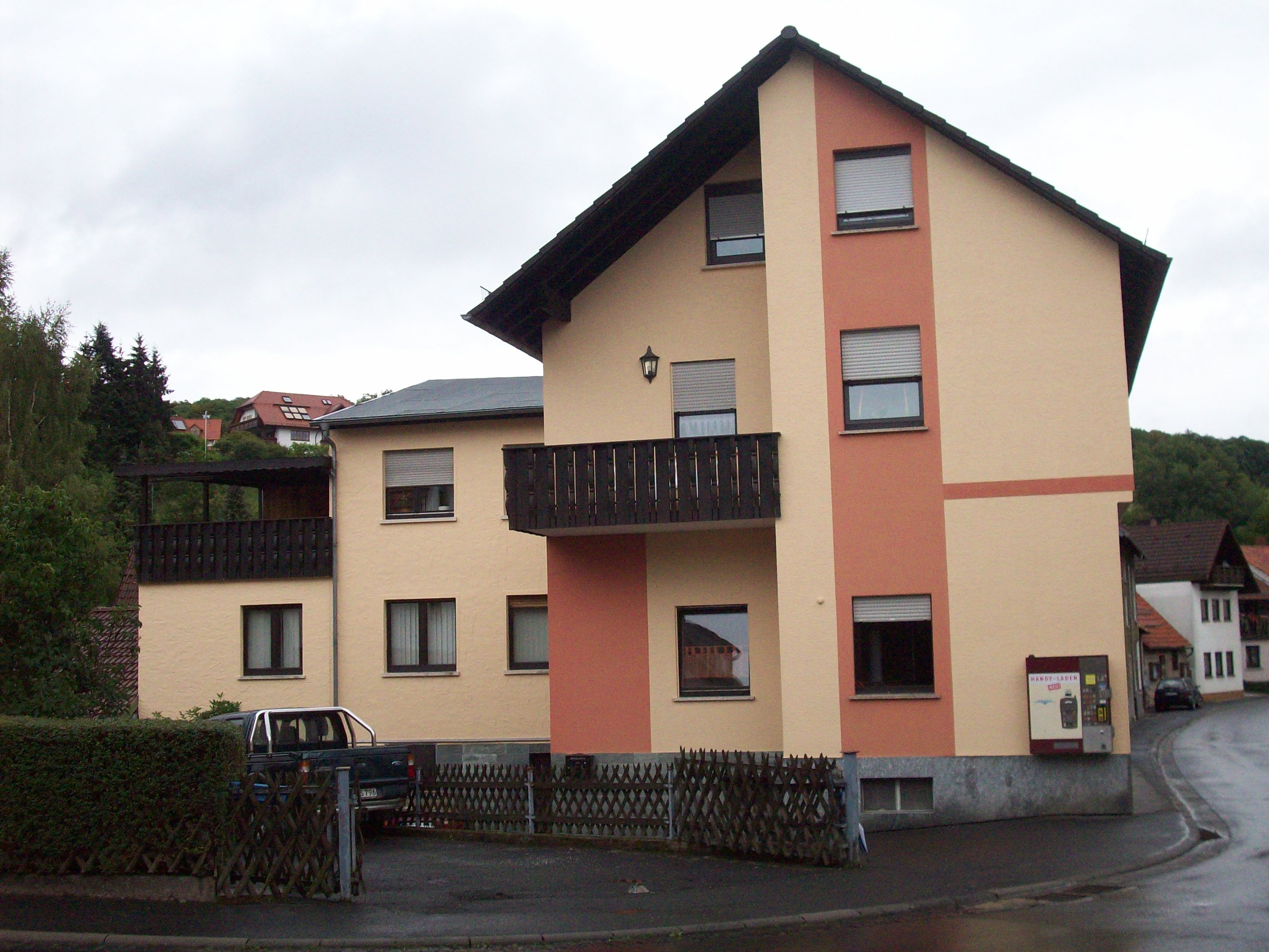 Pension Haus Sonnenschein, Haus