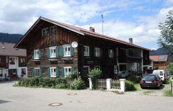 Ferienwohnung mit dem Haustier Oberstdorf - Anbieter Sudermann