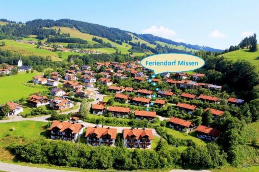 Ferienwohnung Haus Enzian Missen - Anbieter Klimpel