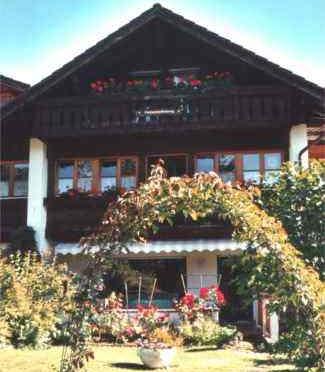 Ferienwohnung Möslang Blaichach - Anbieter Möslang